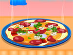 Play Pizza Decoration