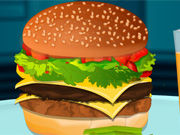 Play Double Cheese Burger