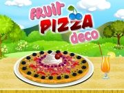 Play Fruit Pizza Deco