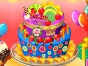 Play Happy Newyear Cake