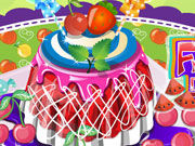 Play Fruity Jelly Decoration