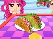 Play Delicious Vegetable Tacos