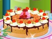 Play Carrot Cake Decoration