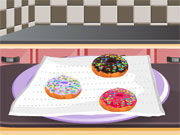 Play Cook donuts