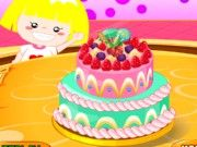 Play Perfect Strawberry Cake