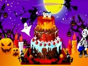 Play Super Halloween Cake