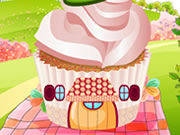 Play Cupcake House Decorating
