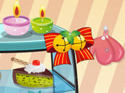 Play Cake Shop Decoration