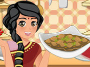 Play Mia Cooking Beef Curry