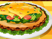 Play Savory Quiche