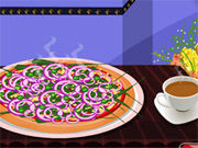 Play My Pizza Creation