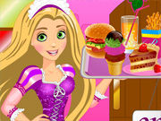 Play Rapunzel Fun Cafe