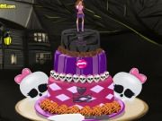 Play Monster High Cake Decoration