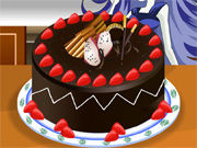 Play Monster High Cake Cooking