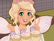 Play Mia Cooking Fairy Cakes