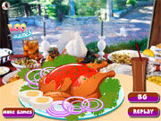 Play Thanksgiving Turkey Preparation