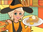 Play Mia Cooking Pumpkin Pie