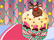Play Christmas Cupcake Decoration