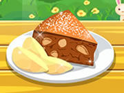 Play Apple And Walnut Cake Cooking
