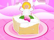 Play Christmas Angel Cake