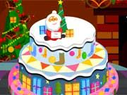 Play Christmas Cake Decor