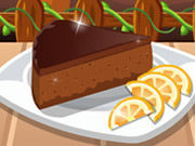 Play Chocolate And Orange Cake