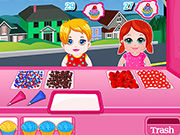 Play Kids Cupcake Bar