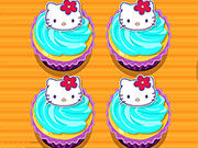 Tasty Cute Kitty Cupcakes
