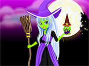 Play Chocolate Witch Cupcakes