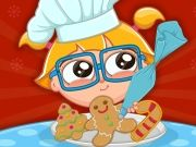 Play CuteZee Cooking Academy Gingerbread