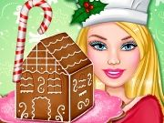 Play Ellie Gingerbread House Decoration