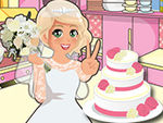 Play Mia Cooking Wedding Cake