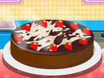 Play Strawberry Summer Cake