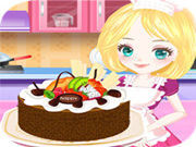 Play Happy Cake Maker