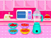 Play Cooking Fruit Ice Cream