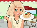 Play Mia Cooking Fruit Pancake