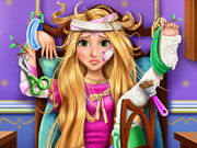 Play Rapunzel Hospital Recovery