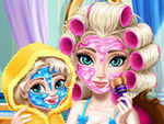 Play Elsa Mommy Real Makeover