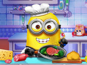 Play Minions Real Cooking