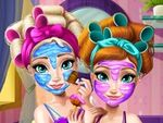 Play Frozen College Real Makeover