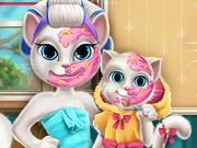 Play Angela Mommy Real Makeover