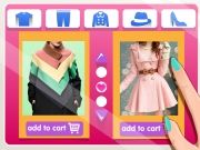 Play Online Shopping Winter Coat