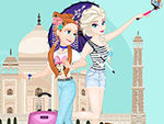 Play Frozen Sisters Asia Travel