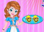 Play Sofia Special Princess Pizza