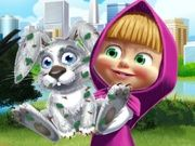 Play Masha and the Bunny