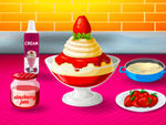 Play Cooking Panna Cotta