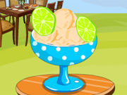 Play Georgia Peach Homemade Ice Cream