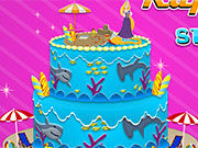 Play Rapunzel Summer Cake