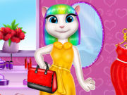 Play My Talking Angela Hot Date