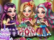 Play Ever After High Tea Party